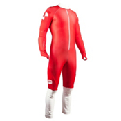 POC Skin GS Race Suit, Bohrium Red, medium