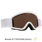 Electric EGV.K Kids Goggles 2016, Gloss White-Bronze, medium
