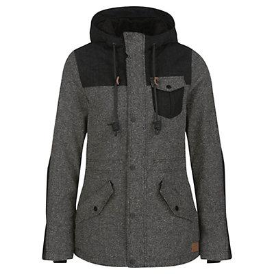 O'Neill Venus Womens Insulated Snowboard Jacket, Cabernet, viewer