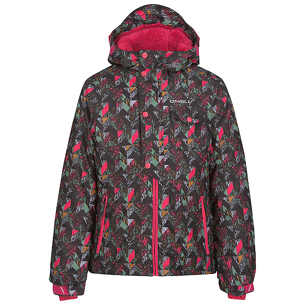 O'Neill Carat Girls Snowboard Jacket, , 600