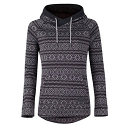 O'Neill Blaze Fleece Womens Hoodie, Grey Aop, 256