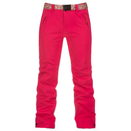 O'Neill Star Womens Snowboard Pants, Virtual Pink, 256