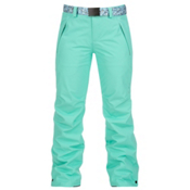 O'Neill Star Womens Snowboard Pants, Spearmint, medium