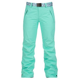 O'Neill Star Womens Snowboard Pants, Spearmint, 256
