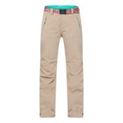 O'Neill Star Womens Snowboard Pants, Havana Beige, medium