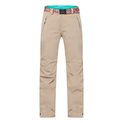 O'Neill Star Womens Snowboard Pants, Havana Beige, viewer