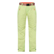 O'Neill Star Womens Snowboard Pants, Sunny Lime, medium