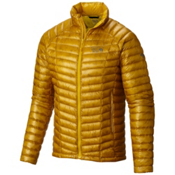 Mountain Hardwear Ghost Whisperer Down Mens Jacket, Inca Gold, medium