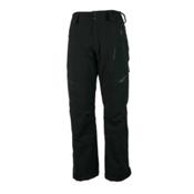 Obermeyer Process (Long) Mens Ski Pants, Black, medium