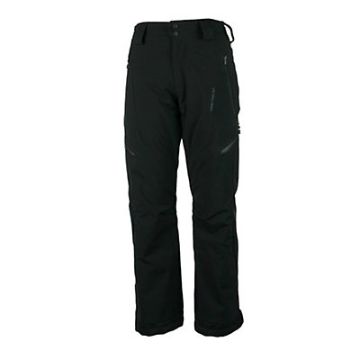Obermeyer Process (Long) Mens Ski Pants, Ebony, viewer