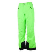 Obermeyer Quantum Mens Ski Pants, Glowstick, medium