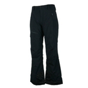 Obermeyer Quantum (Short) Mens Ski Pants, Black, medium