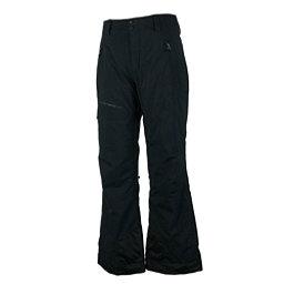 Obermeyer Quantum (Long) Mens Ski Pants, Black, 256