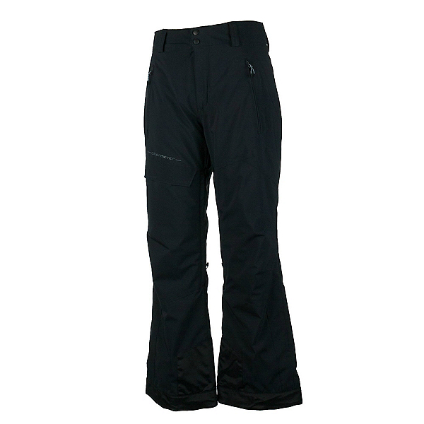 Obermeyer Quantum (Long) Mens Ski Pants, Black, 600