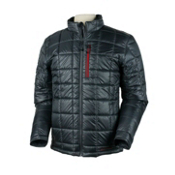 Obermeyer Vector Insulated Jacket, Ebony, medium