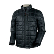 Obermeyer Vector Insulated Jacket, Black, medium