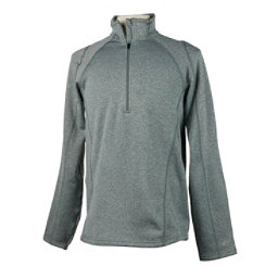 Obermeyer Marathon 150 Mens Mid Layer, Heather Grey, 256