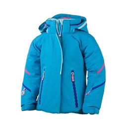 Obermeyer Brier Toddler Girls Ski Jacket, Bluebird, 256