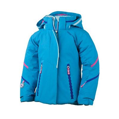 Obermeyer Brier Toddler Girls Ski Jacket, Bluebird, viewer