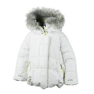 Obermeyer Everlee jacket Toddler Girls Ski Jacket, Wild Berry, viewer