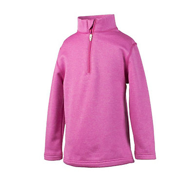 Obermeyer Thermal 150 WT US Girls Long Underwear Top, Hot Pink, viewer