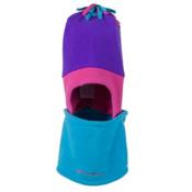 Obermeyer Covert Fleece Toddlers Hat, Iris Purple, medium