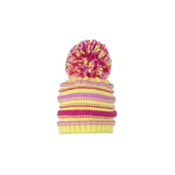 Obermeyer Cece Knit Hat Toddlers Hat, Daffodil, medium