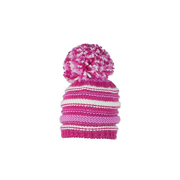 Obermeyer Cece Knit Hat Toddlers Hat, Wild Pink, 600