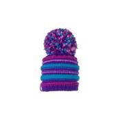 Obermeyer Cece Knit Hat Toddlers Hat, Iris Purple, medium