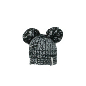 Obermeyer Mimi Knit Toddlers Hat, Black, medium