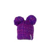 Obermeyer Mimi Knit Toddlers Hat, Iris Purple, medium