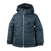Obermeyer Strato Toddler Ski Jacket, Stripeout Print, medium