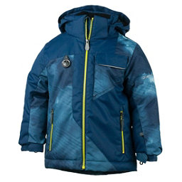Obermeyer Ambush Toddler Boys Ski Jacket, Squall Print, 256