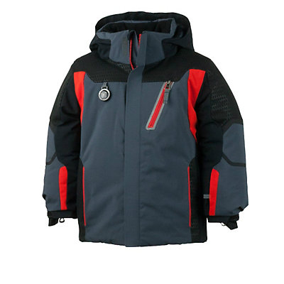 Obermeyer Raider Toddler Boys Ski Jacket, Lava, viewer
