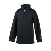 Obermeyer Thermal Elite 150WT Toddler Boys Long Underwear Top, Black, medium