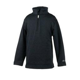 Obermeyer Thermal Elite 150WT Toddler Boys Long Underwear Top, Black, 256
