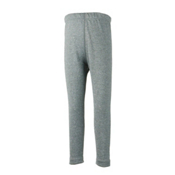 Obermeyer Toasty 150 Kids Long Underwear Bottom, Heather Grey, medium