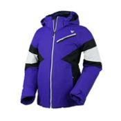 Obermeyer Lexi Girls Ski Jacket, Purple Reign, medium