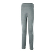 Obermeyer Stellar 150 Girls Long Underwear Bottom, Heather Grey, medium