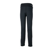 Obermeyer Stellar 150 Girls Long Underwear Bottom, Black, medium