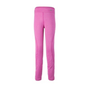 Obermeyer Stellar 150 Girls Long Underwear Bottom, Hot Pink, medium