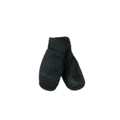 Obermeyer Radiator Kids Mittens, Black, medium