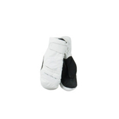 Obermeyer Radiator Kids Mittens, White, medium