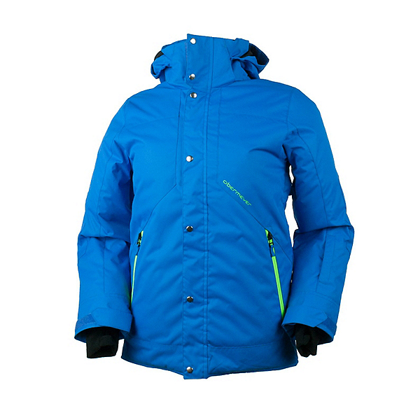 Obermeyer Cirque Boys Ski Jacket, Sonic Blue, 600
