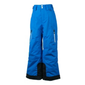 Obermeyer Excursion Kids Ski Pants, Sonic Blue, medium