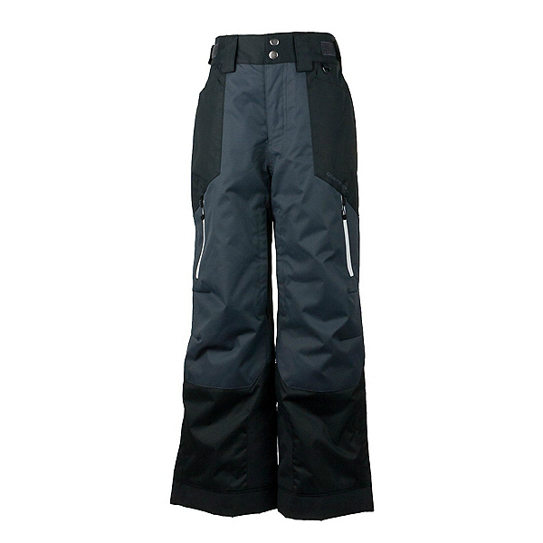 Obermeyer Excursion Teen Boys Ski Pants, Ebony, 600