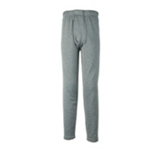 Obermeyer Sonic 150 Kids Long Underwear Bottom, Heather Grey, medium