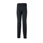 Obermeyer Sonic 150 Kids Long Underwear Bottom, Black, medium
