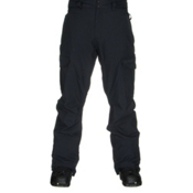 Quiksilver Mission Insulated Mens Snowboard Pants, Black, medium