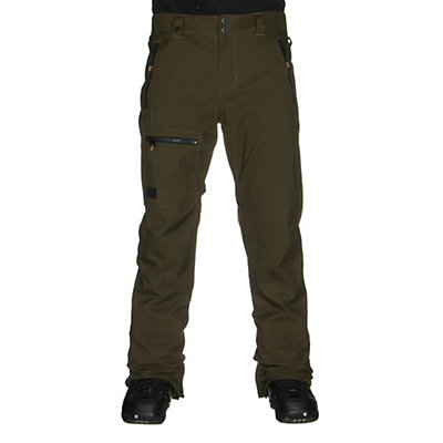 Quiksilver Lincoln Mens Snowboard Pants, , viewer